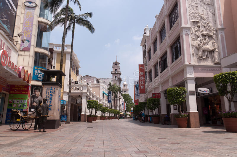 Download Cityscape of Zhongshan editorial stock image. Image of asian - 26301054