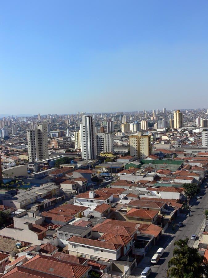 cityscapepaulo sao fotografering för bildbyråer