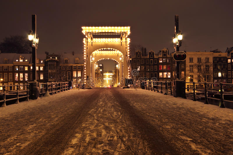Download Cityscenic From Amsterdam At Night The Netherlands Royalty Free Stock Photos - Image: 16559988