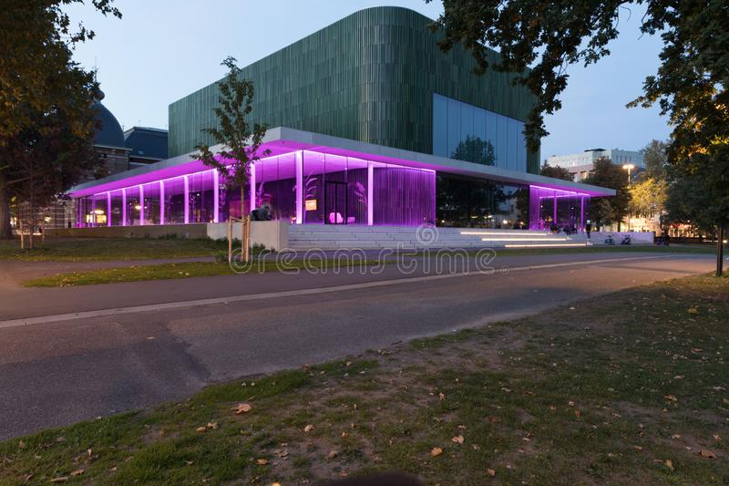 Citytheater in Arnhem Holland royalty free stock image