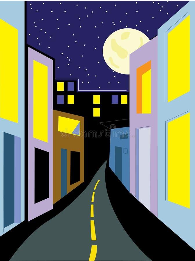 Ciudad - 1 stock de ilustración