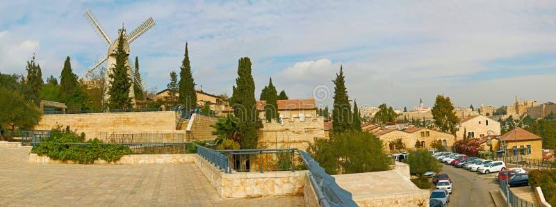 Ciudad antigua Jerusalén Israel foto de archivo