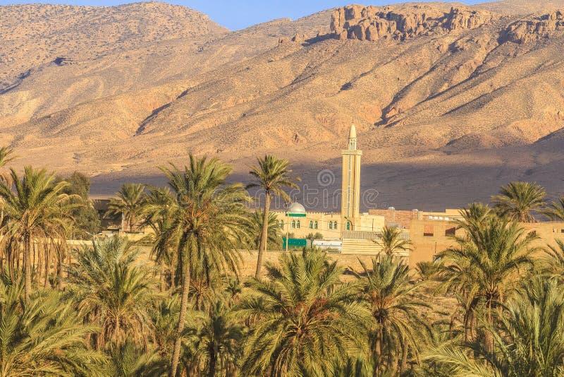Ciudad de Al Guentra imagenes de archivo