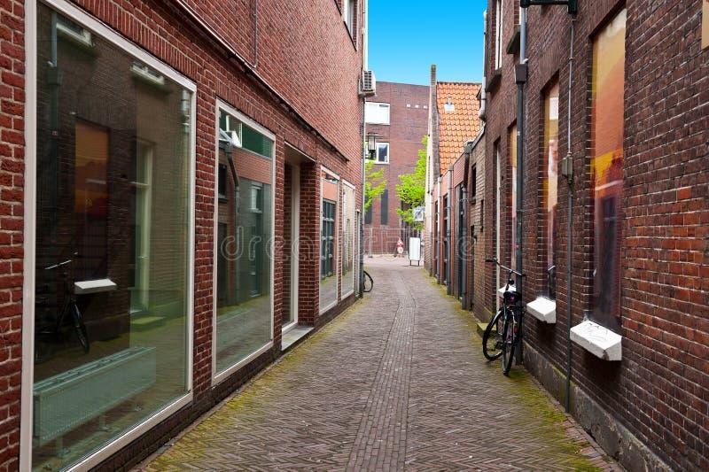 Ciudad de Amersfoort foto de archivo