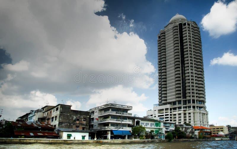 Ciudad de Bangkok imagen de archivo libre de regalías
