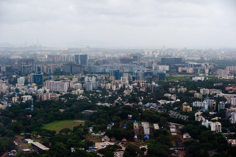 Ciudad de Bombay foto de archivo libre de regalías
