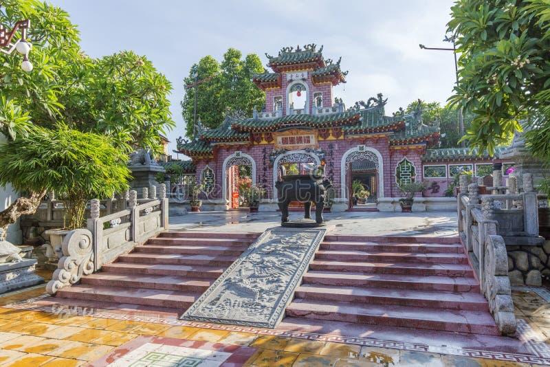 Ciudad de Hoi An Ancient, provincia de Quang Nam, Vietnam imagenes de archivo
