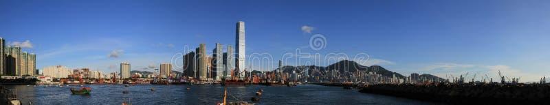 Ciudad de Hong Kong fotos de archivo libres de regalías