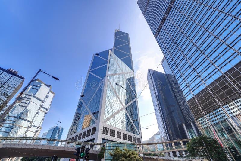 Ciudad de Hong Kong imagen de archivo libre de regalías
