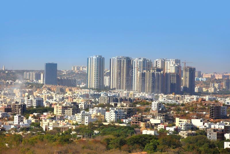 Ciudad de Hyderabad imagen de archivo libre de regalías