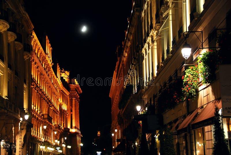 Ciudad de la luz imagen de archivo libre de regalías