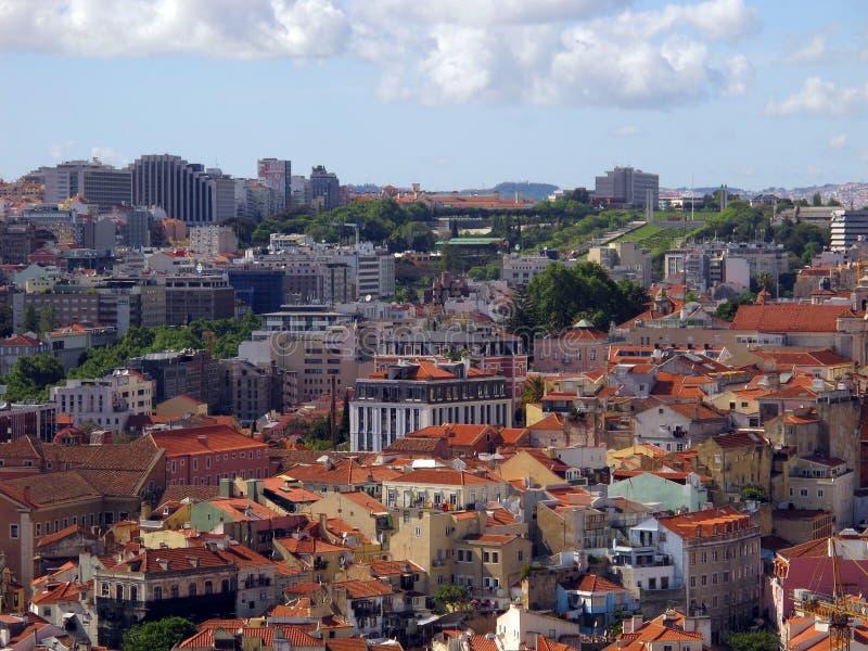 Ciudad de Lisboa fotos de archivo libres de regalías