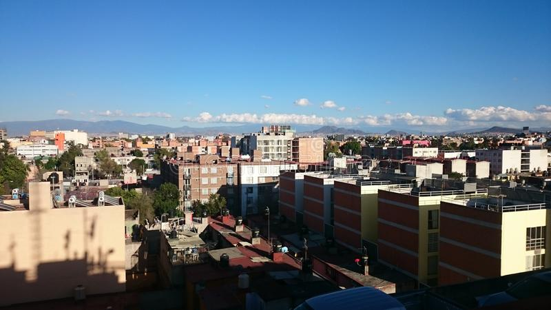 Ciudad de México immagini stock