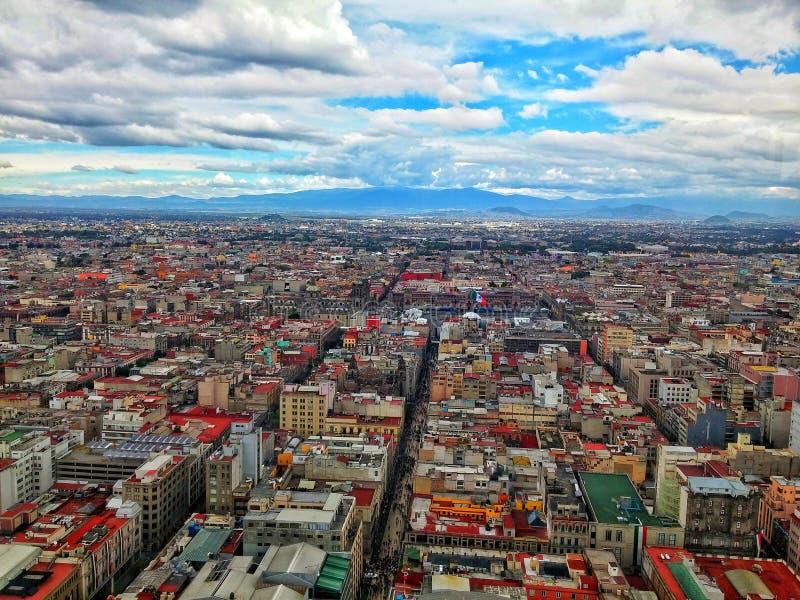 Ciudad de México fotografía de archivo libre de regalías