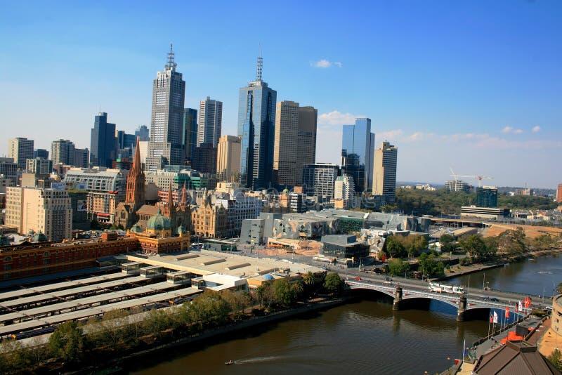 Melbourne, Australia foto de archivo