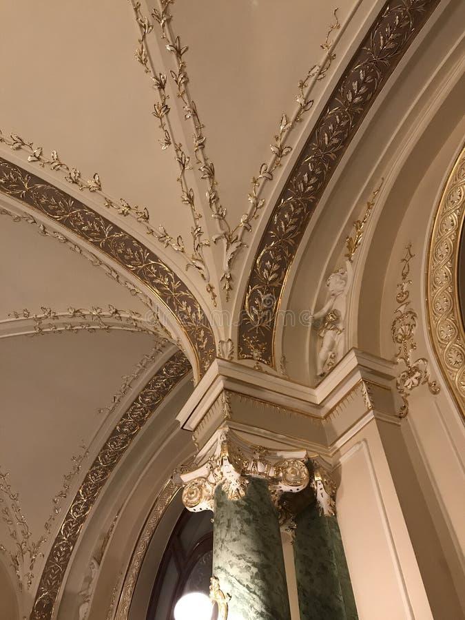 Ciudad de Odessa ucrania Viajes de fin de semana a los teatros y a los museos de la ciudad foto de archivo libre de regalías