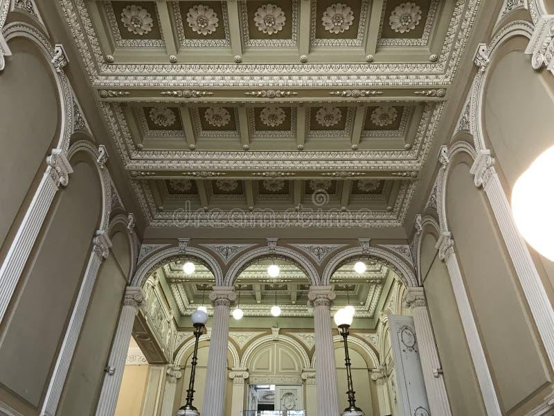 Ciudad de Odessa ucrania Viajes de fin de semana a los teatros y a los museos de la ciudad imágenes de archivo libres de regalías