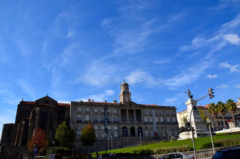 Ciudad de Oporto de Portugal imágenes de archivo libres de regalías