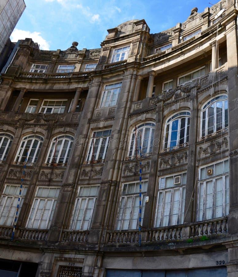 Ciudad de Oporto de Portugal foto de archivo libre de regalías