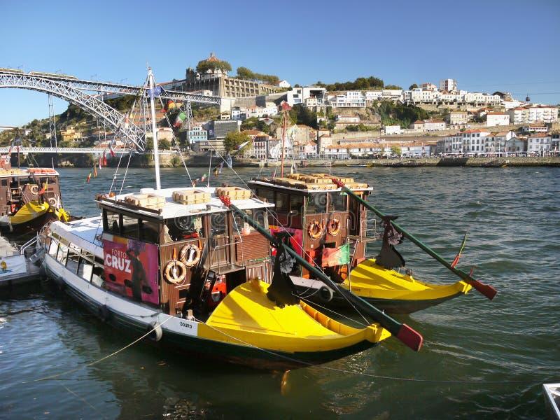 Ciudad de Oporto, Portugal fotos de archivo libres de regalías