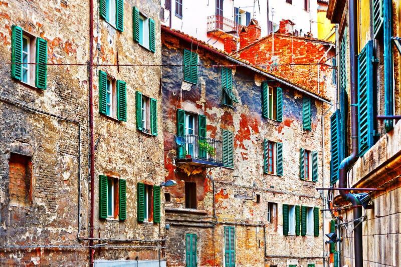 Ciudad de Perugia fotos de archivo libres de regalías