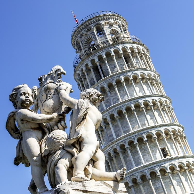 Ciudad de Pisa fotografía de archivo libre de regalías