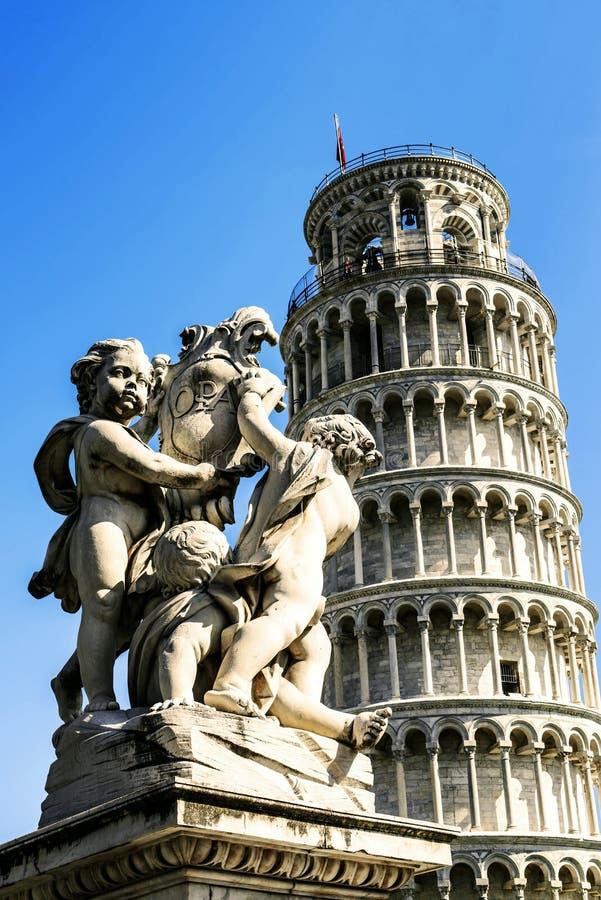 Ciudad de Pisa imagen de archivo libre de regalías