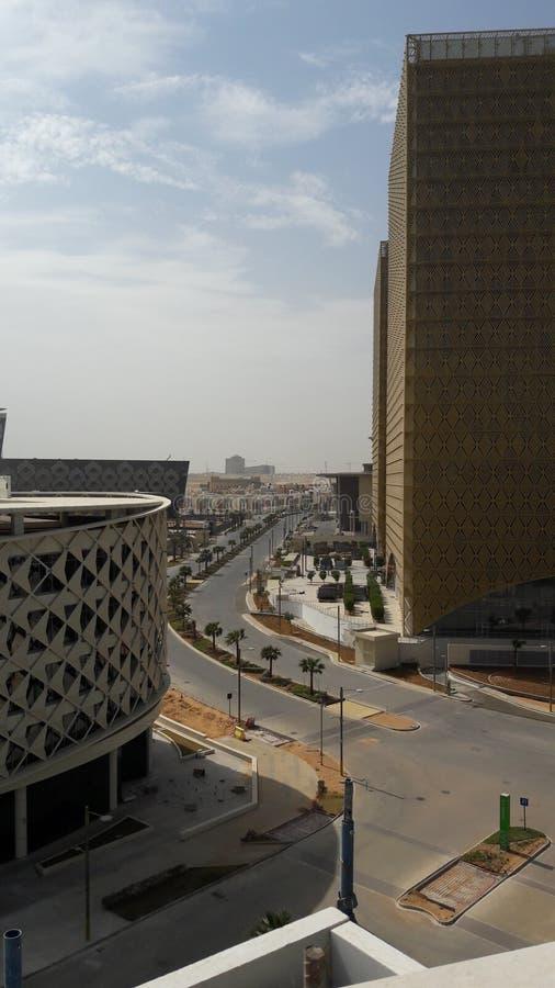 Ciudad de Riad imagen de archivo libre de regalías