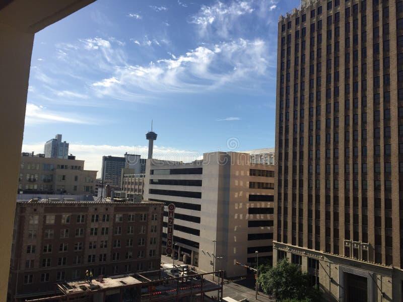 Ciudad de San Antonio fotos de archivo