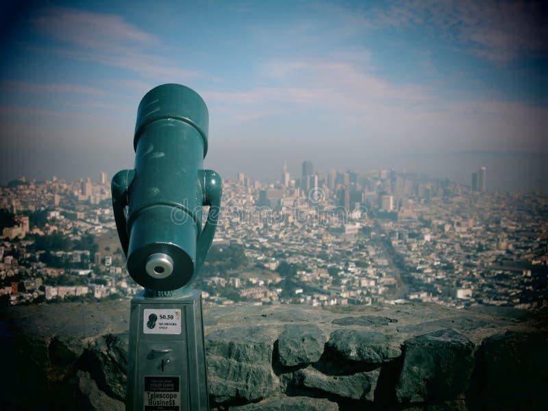 Ciudad de San Francisco  fotos de archivo