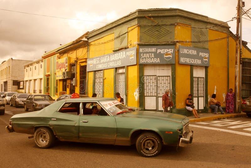 CIUDAD DE SURAMÉRICA VENEZUELA MARACAIBO imagenes de archivo