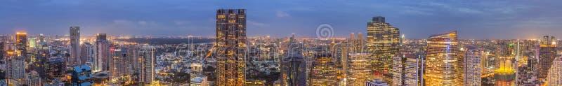 Ciudad de Tailandia imagen de archivo