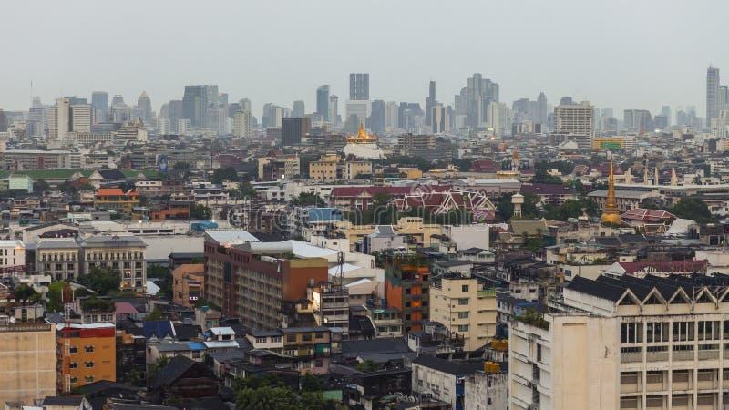 Ciudad de Tailandia fotografía de archivo