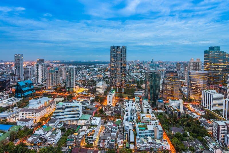 Ciudad de Tailandia foto de archivo libre de regalías