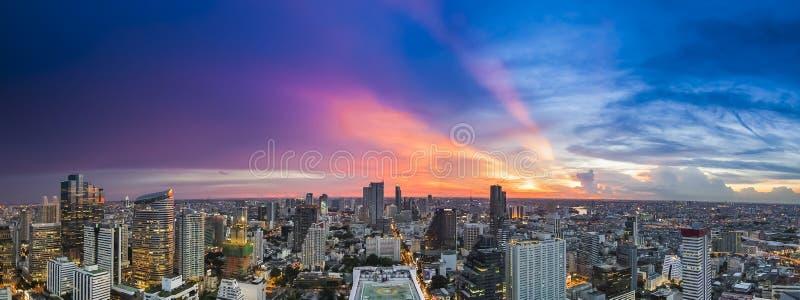 Ciudad de Tailandia fotos de archivo