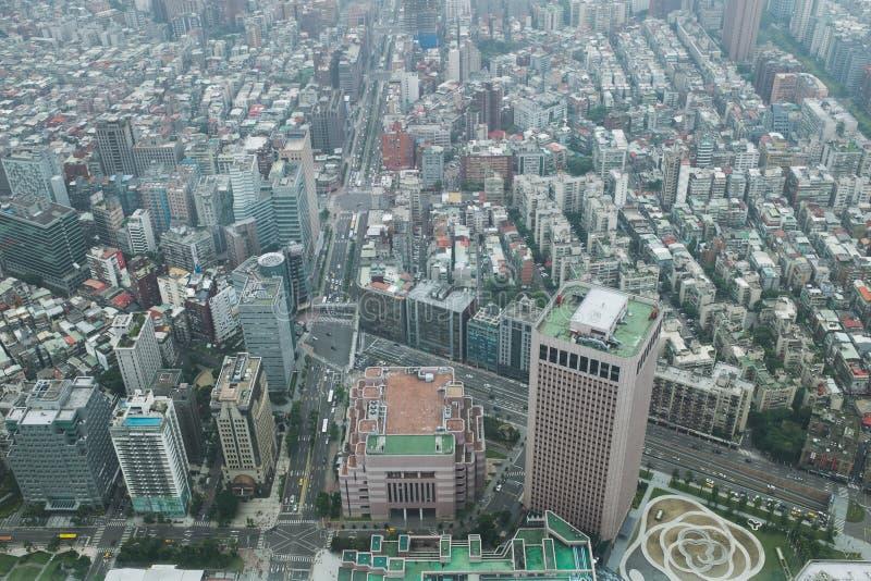 ciudad de Taipei, Taiwán fotografía de archivo