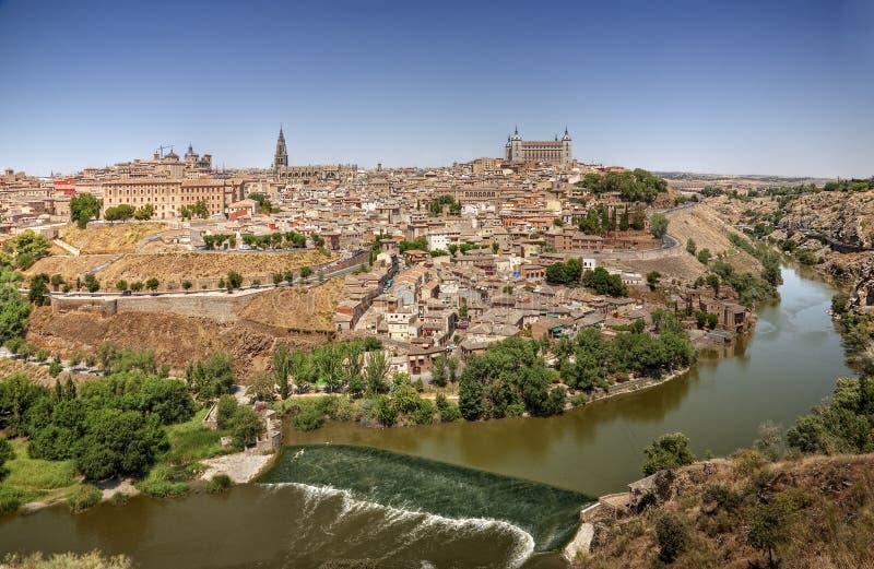 Ciudad de Teledo fotos de archivo libres de regalías