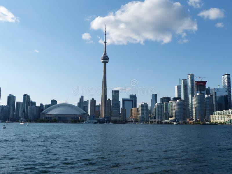 Ciudad de Toronto fotos de archivo