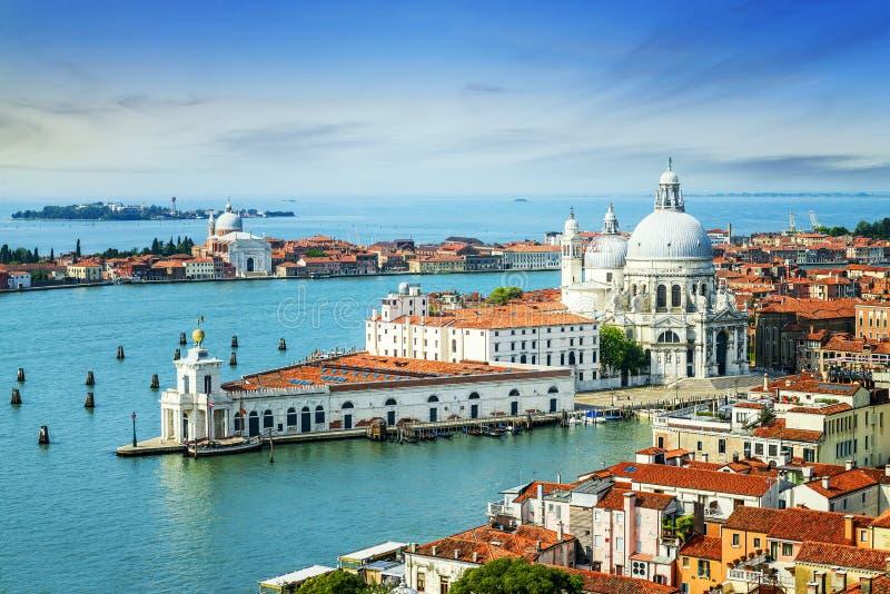 Ciudad de Venecia, Italia foto de archivo