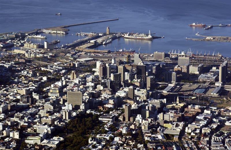 Ciudad del Cabo - Suráfrica fotos de archivo