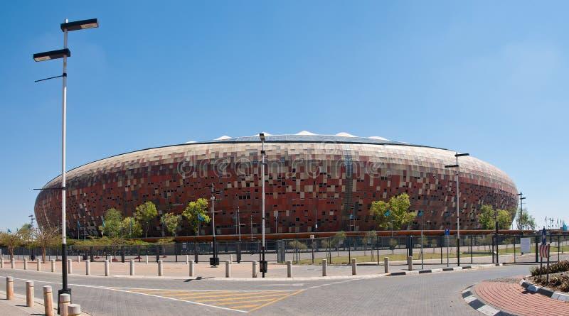 Ciudad del fútbol foto de archivo