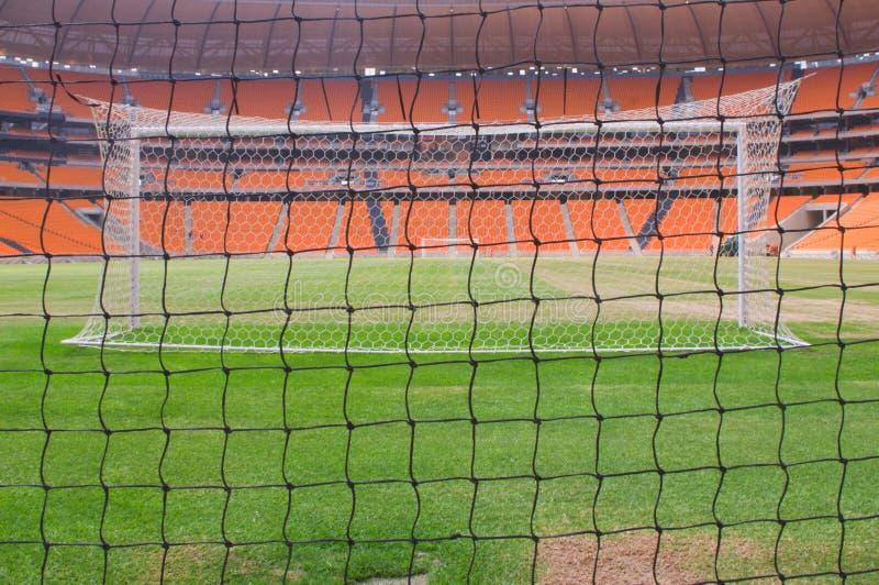 Ciudad del fútbol, Johannesburg imagenes de archivo