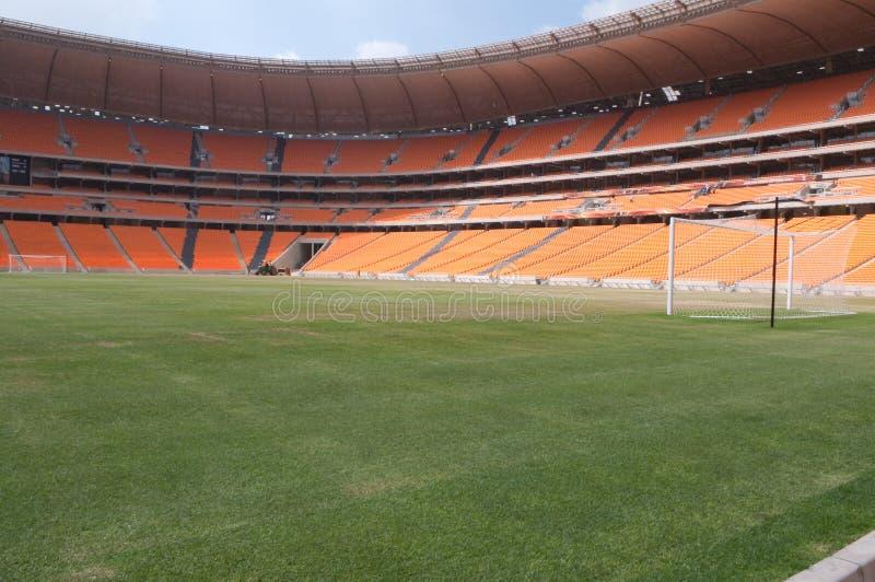 Ciudad del fútbol, Johannesburg imagen de archivo libre de regalías