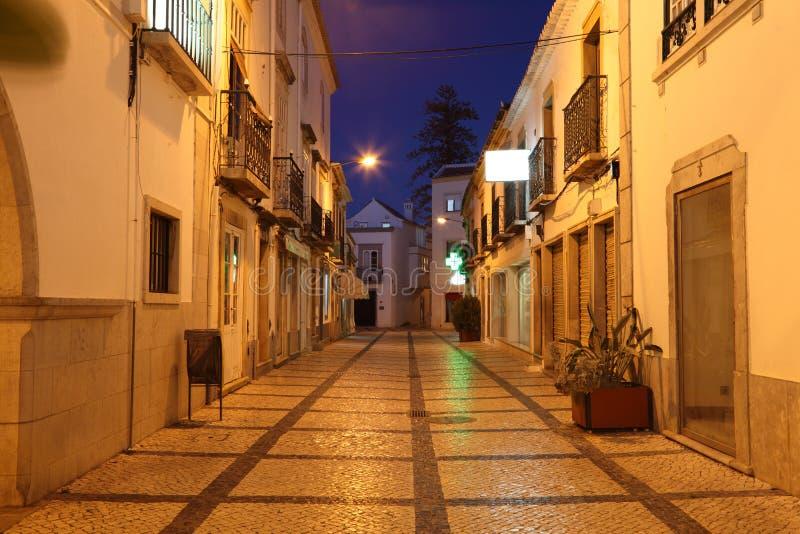 Ciudad Del =ld De Tavira, Portugal Fotografía de archivo libre de regalías