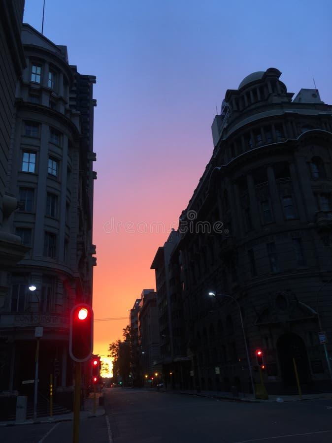 Ciudad del oro fotos de archivo