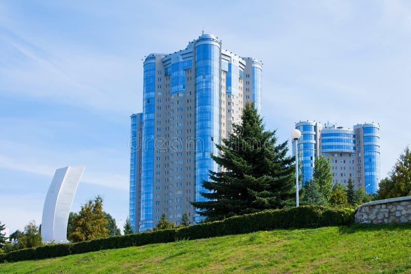 Ciudad del Samara, Rusia imagen de archivo