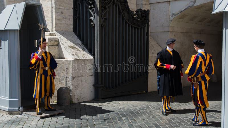 Ciudad del Vaticano fotos de archivo libres de regalías