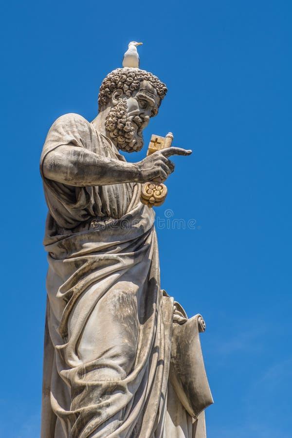 Ciudad del Vaticano fotografía de archivo libre de regalías