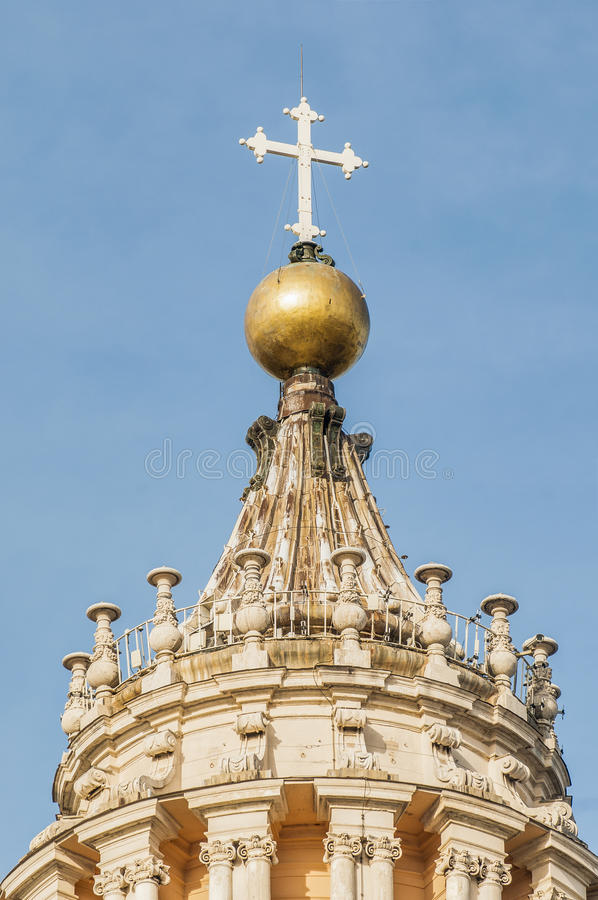 Ciudad del Vaticano en Roma, Italia imagenes de archivo