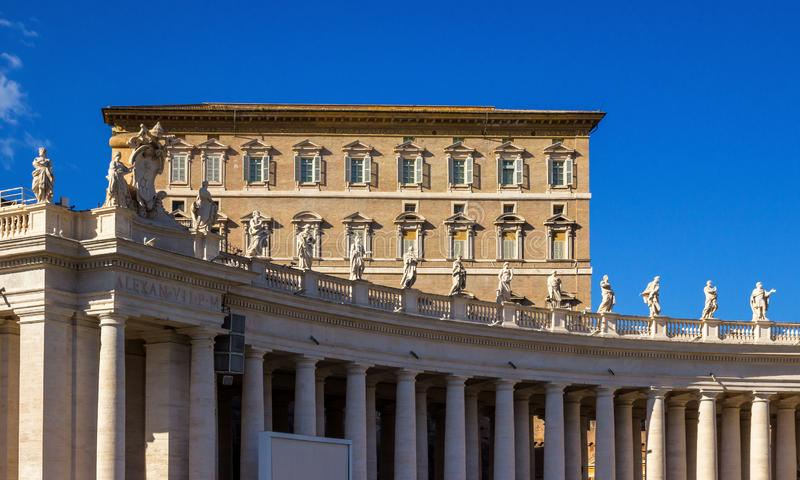 Ciudad del Vaticano, Roma, Italia fotos de archivo libres de regalías